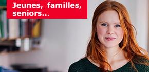 Mutuelle santé pour Junior, Famille et Senior : APICIL Profil'R Particuliers